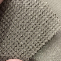 Heavy Safety Shoes Mesh Fabric