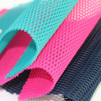 Knitted Air Mesh Fabric