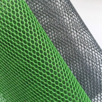 Honeycomb Mesh Greige Fabric